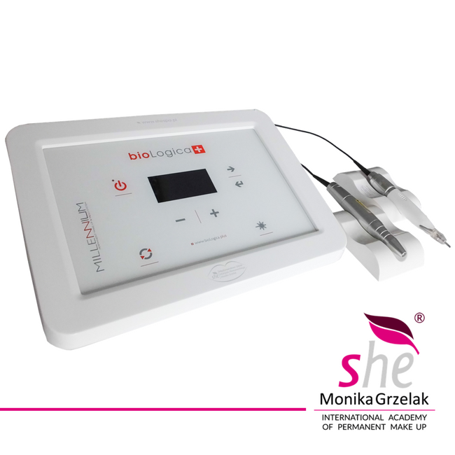 bioLogica millennium permanent make up and meso system